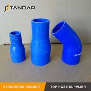 Universal 4-Ply Reinforced High Temp Straight Reducer Silicone Hose