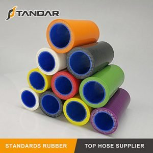 Universal 4-Ply High Performance Straight Coupler Silicone Hose