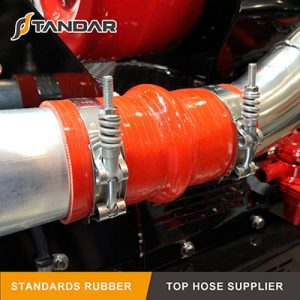 Application of Silicone Hump Hose