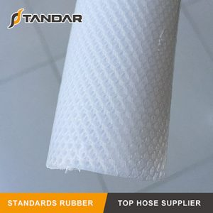 High Temperature USP VI 4 Ply Fabric Reinforced Silicone Hose