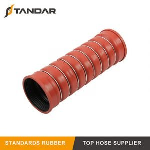 High Temperature Universal 81963010567 Charger Air Hose For MAN TGA