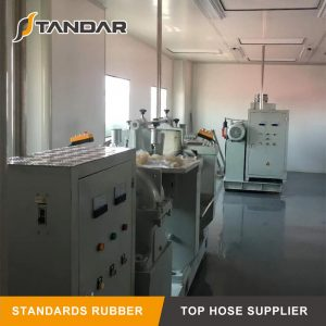 Production of Food Grade Silicone Hose