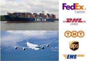 Shipping of Medical Grade Silicone Hose