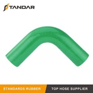 Colorful Flexible Aramid Reinforced 0058289 IVECO Charger Intake Hose