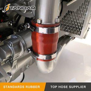 Application of Auto Silicone Hose