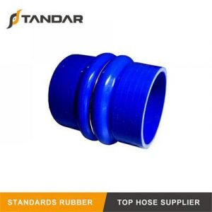 High Temperature Polyester Reinforced Volvo 865127 Charger Air Hose