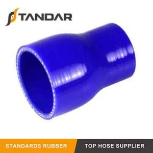 Colorful Flexible Polyester Braid Reinforced BMC 2K67230 Silicone Hose