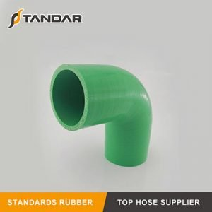 High Temp Colorful Polyester Reinforced BMC Radiator Hose 53RS200863