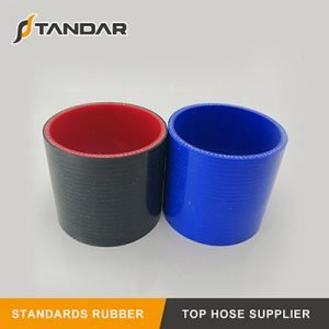 Flexible Colorful Polyester Reinforced BMC Silicone Hose C3279245