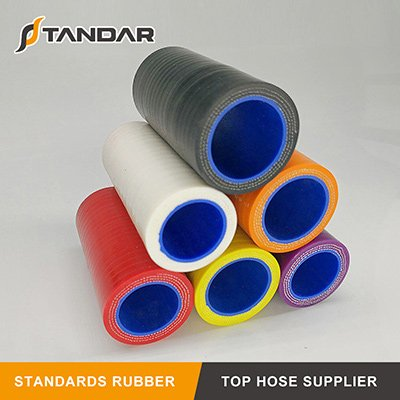 High Temp Colorful Aramid Reinforced Ford 90CT6K683AA Charger Intake Hose