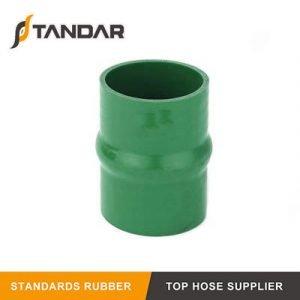 High Temp Flexible Heat-Resistant IVECO 93165331 Intercooler Hose