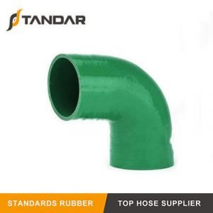 High Performance Colorful Aramid Reinforced IVECO 98438608 Silicone Hose