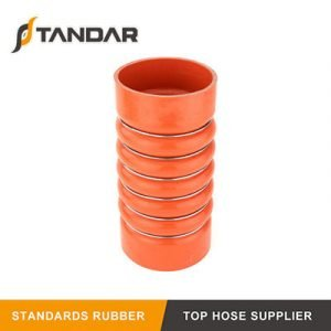 Colorful Polyester Reinforced 99446639 Charger Intake Hose for IVECO truck
