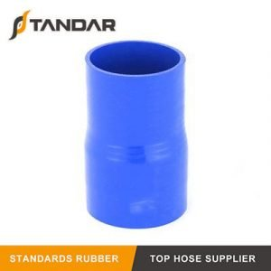 High Temp Colorful Polyester Reinforced IVECO Radiator Hose 41210945