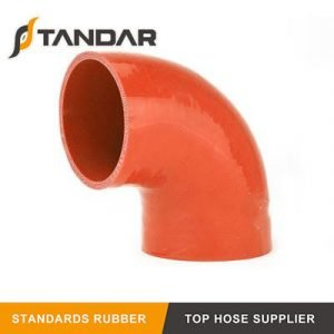 High Performance Colorful Polyester Reinforced IVECO Radiator Hose 8134300