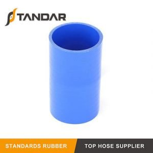 Flexible Colorful Polyester Reinforced  Silicone Radiator Hose 98480479 for IVECO truck