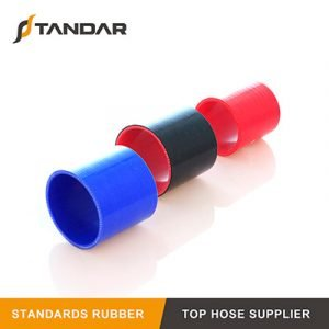 High Performance Polyester Reinforced 81963010600 Charger Air Hose for MAN truck