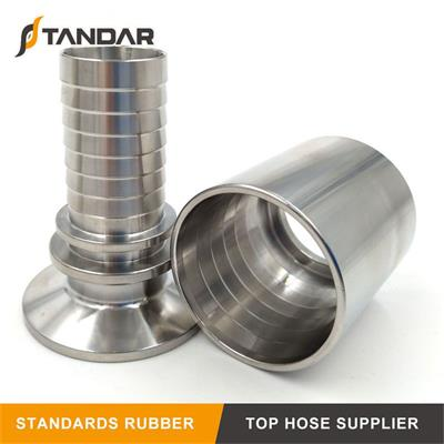 Stainless Steel Tri Clamp Hose Coupling