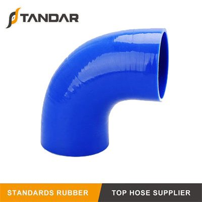 High Performance Colorful Polyester Reinforced 81963050134 Radiator Hose for MAN truck