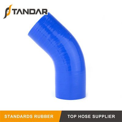 High Temp Flexible Heat-Resistant  81963050135 Intercooler Hose for MAN truck