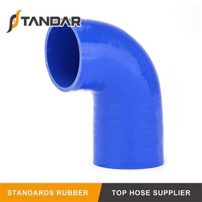 Universal Flexible Polyester Reinforced 81963050207 Silicone Hose for MAN truck